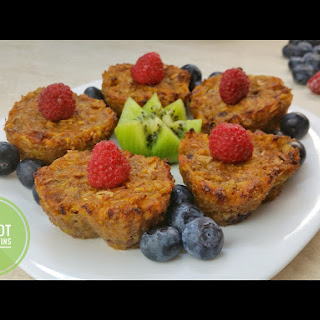 Low FODMAP Carrot Cake Muffins Recipe (video).