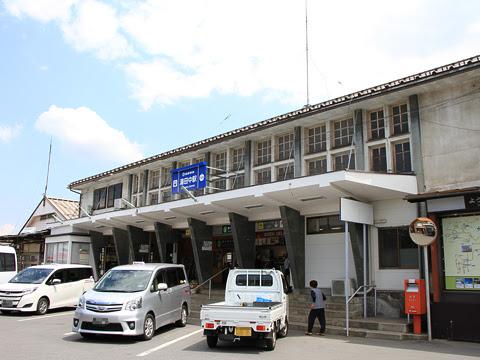 長野電鉄 湯田中駅