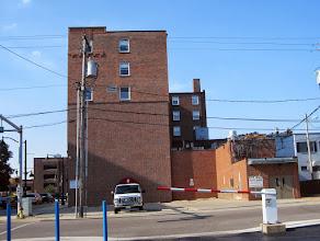 Photo: South elevation