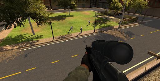 Zombie Hunter : Undead Survival Sniper Hit 1.0.0 screenshots 2