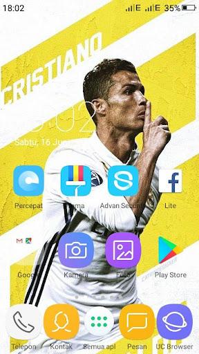 Ronaldo Wallpaper HD 1.5 screenshots 7