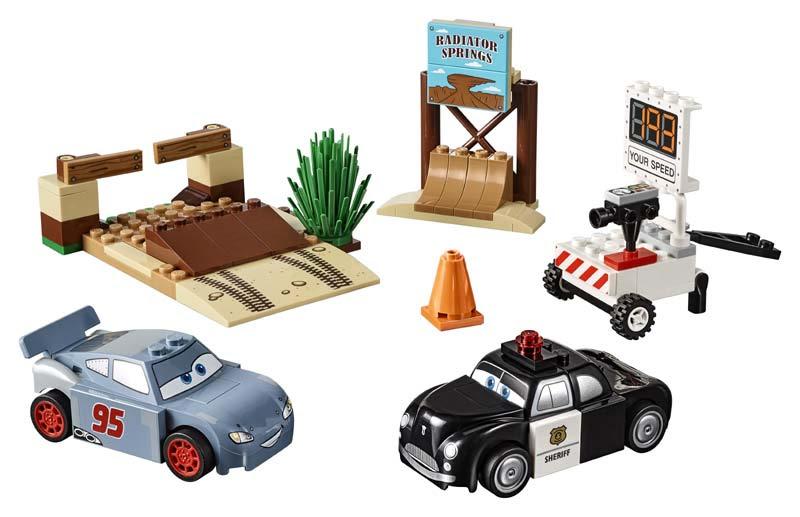 Contenido de Lego® 10739 Tiburón de Ataque