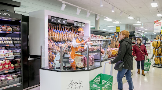 Mercadona, la cadena con más tiendas en Almería, no abrirá mañana ni pasado mañana.