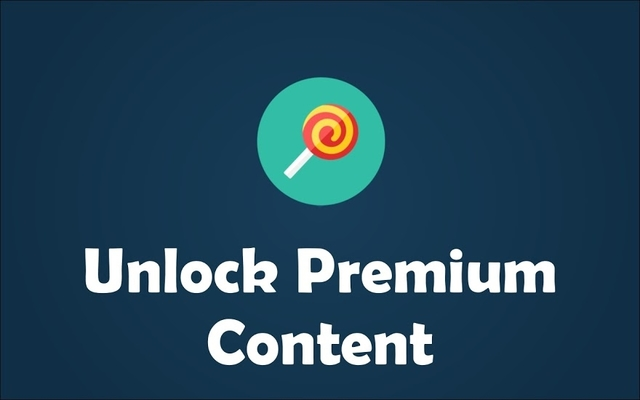 how to get access to premium sites for free