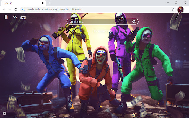 Free Fire Hd Wallpapers Theme New Tab