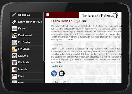 Learn How To Fly Fish- screenshot thumbnail