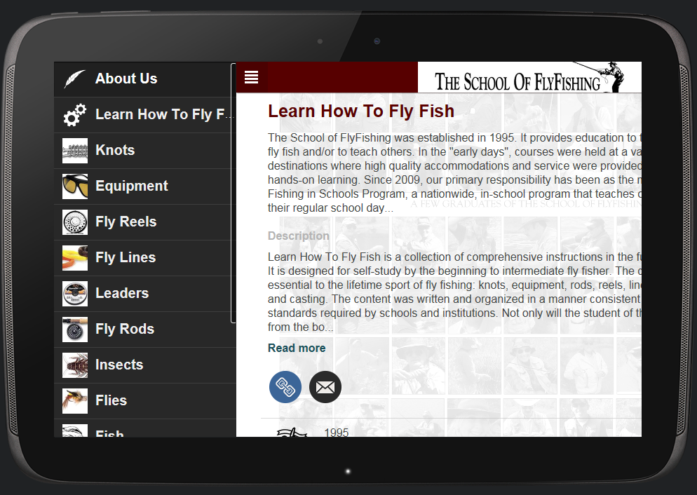 Learn How To Fly Fish- screenshot