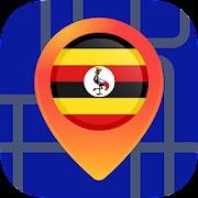 🔎Maps of Uganda: Offline Maps Without Internet