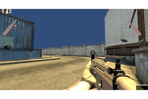 Elite Strike Zombie Hunter android2mod screenshots 4