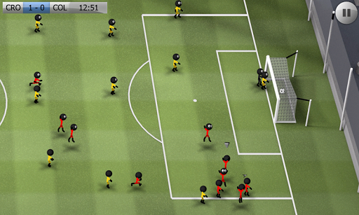 Stickman Soccer - Classic screenshot 14