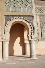 Photo: Meknes