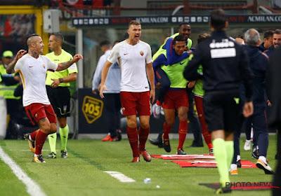 Nainggolan juicht in topper tegen Milan - Lazio haalt na Essevee nog véél zwaarder uit - invaller Bastien viert met Chievo