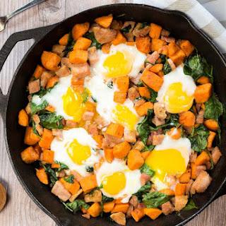 Ham Hash Sweet Potatoes Recipes