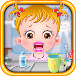 Baby Hazel Dental Care Icon