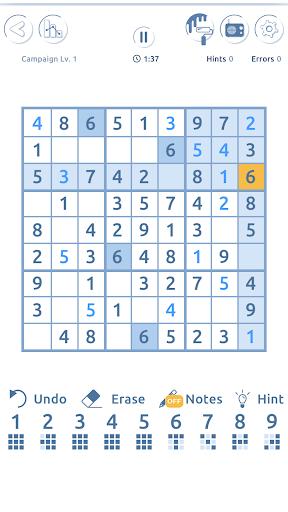 Sudoku Genius - Sudoku Free Games painmod.com screenshots 2