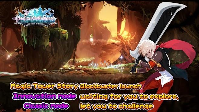 Magic Tower Story v2.0.2 (Mod Money)