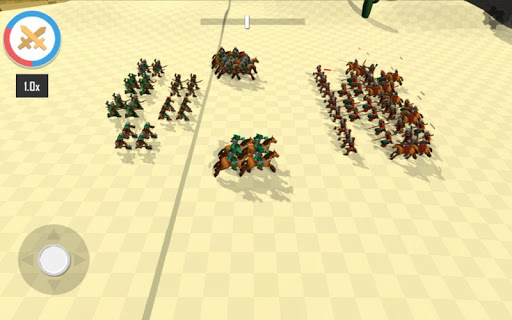 Medieval Battle Simulator: Sandbox Strategy Game 1.5 screenshots 12