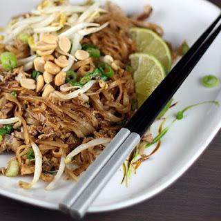 Crab Pad Thai