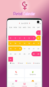 My Period Tracker 3