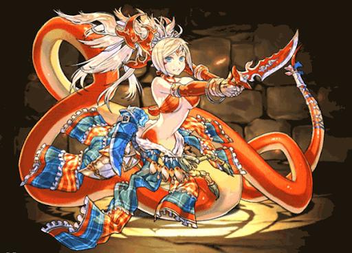 紅蓮華の女帝・エキドナーSARAー