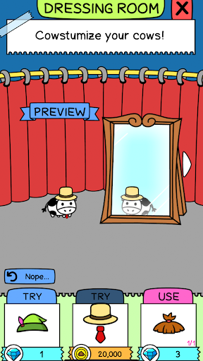 Cow Evolution - Crazy Cow Making Clicker Game screenshot 4
