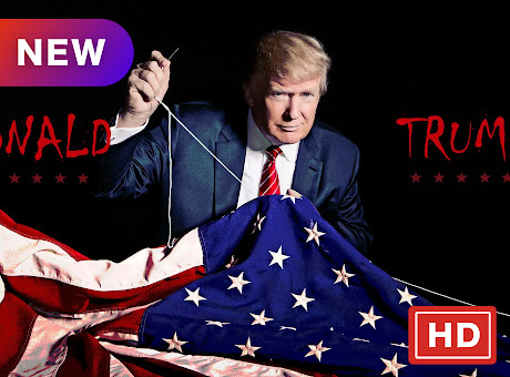 Donald Trump HD Wallpapers New Tabs Theme