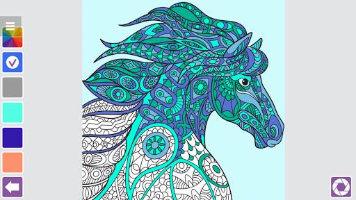 Mandala Coloring Book Free - Drawing App Kids  screenshots 2