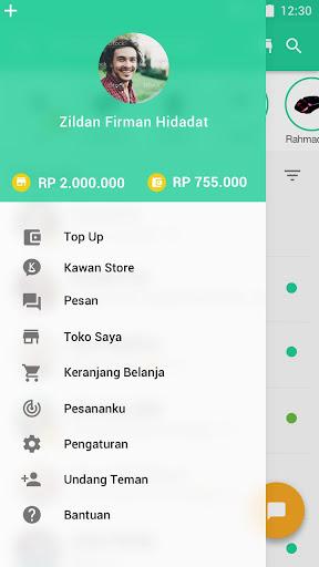 Kawan Messenger 1.6.4 screenshots 1