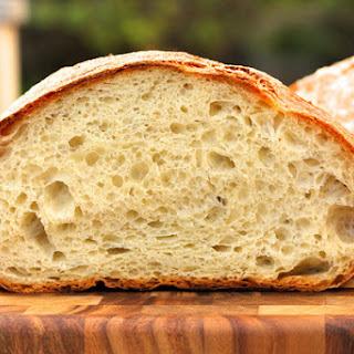 Overnight White Bread.