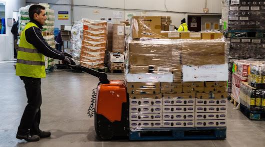 Se han donado más de 5 millones de kilos de frutas y hortalizas