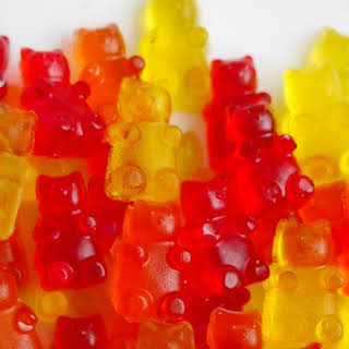 Keto Low Carb Gummy Bears.