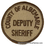 Photo: Albemarle County Sheriff