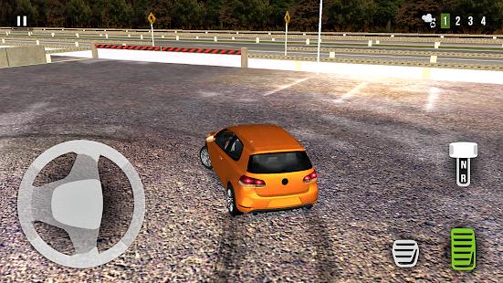 Car Parking 3D - náhled