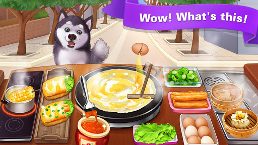 Breakfast Story: chef restaurant cooking games 1.6.4 screenshots 1