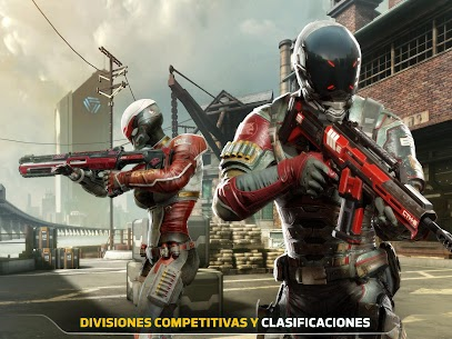 Modern Combat Versus: New Online Multiplayer FPS 9