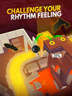 Game Dancing Ball World : Music Tap APK for Windows Phone