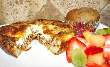 Quiche Lorraine With A Hash Brown Crust Recipe