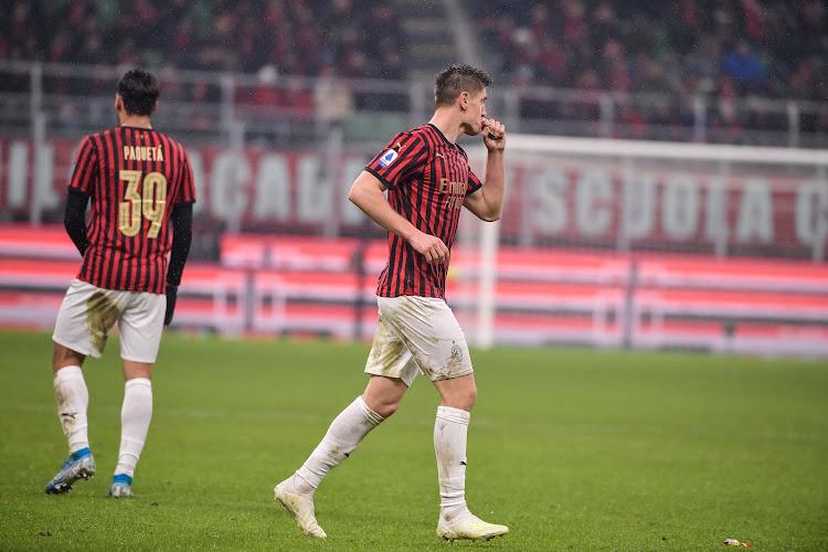 Coupe d'Italie: l'AC Milan s'ajoute au festin des rois