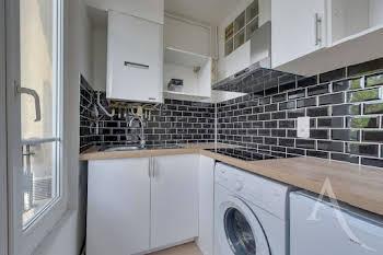 Appartement meublé 2 pièces 29,55 m2