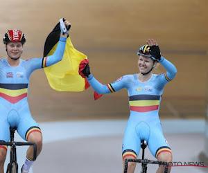 Belgische tandem rijdt naar knappe bronzen medaille op Wereldbeker in Berlijn