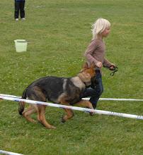 Photo: Ailo og Trine i barn og hund