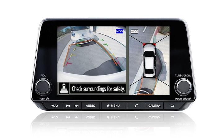 Nissan Safety Sheld 360 กล้องรอบคันที่มีให้ทุกรุ่นย่อย