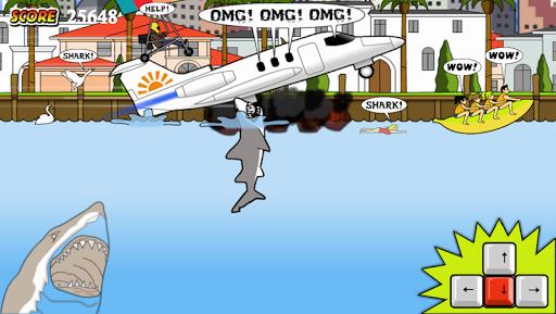 Shark Bite Simulator:Hungry Shark Attack 1.0.6 screenshots 14