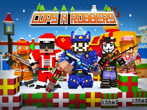 Cops N Robbers - FPS Mini Game 6.0.1 screenshots 17