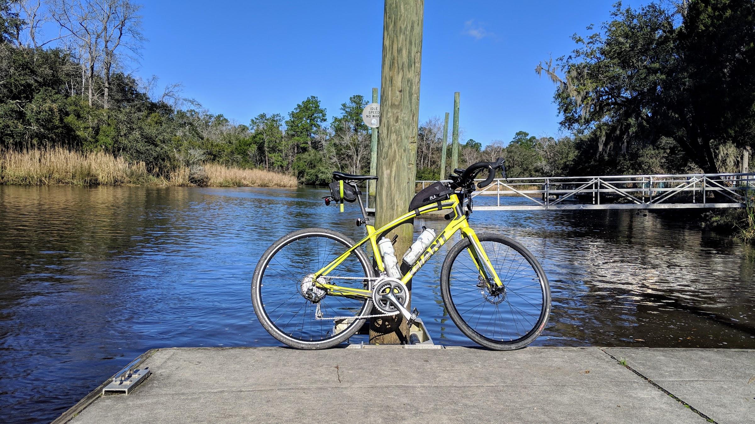 Bicycle Herbert H Jessen Public Boat Landing