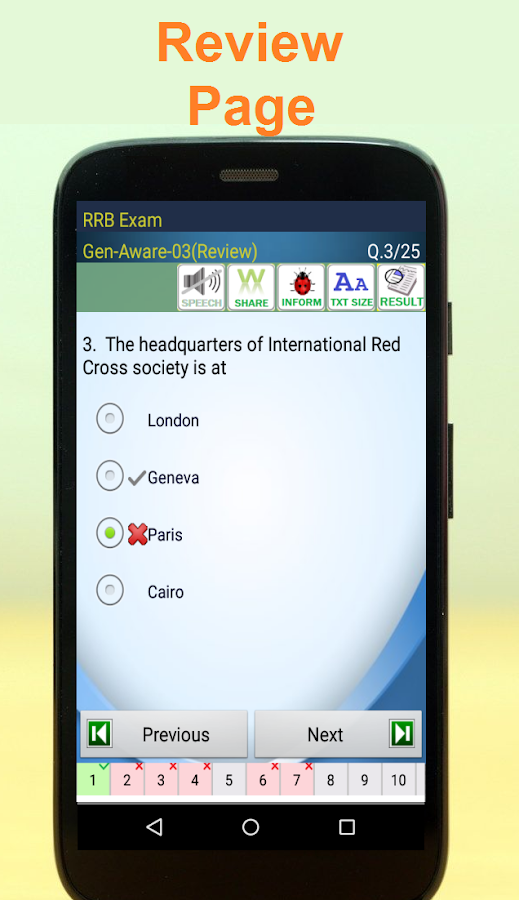 RRB Railways Exam- screenshot
