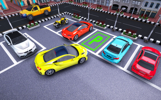 auto car parking game – 3d modern car games 2019 screenshot 3
