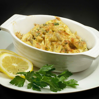 Crabmeat Topping Recipes.