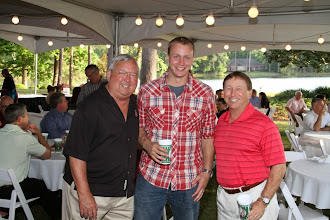 Photo: 5th Annual Varsity Club Celebrity Golf Tournament Silent Auction held at Golden Eagle Country Club.
