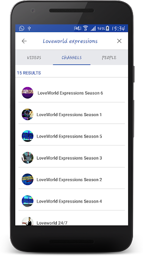 CeFlix Live TV 2.1.0-1593 screenshots 5